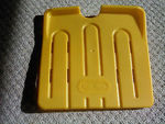 1201: Yellow Foot Plate