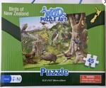 1594: Birds of New Zealand Puzzle