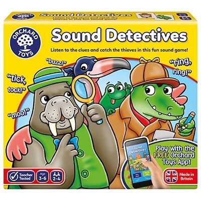 1591: Sound Dectectives