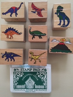 1208: Dino Stamps