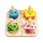 1105: Creative Peg Puzzle