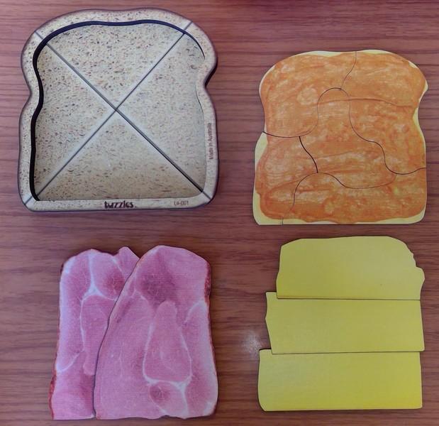 1216: Sandwich Puzzle