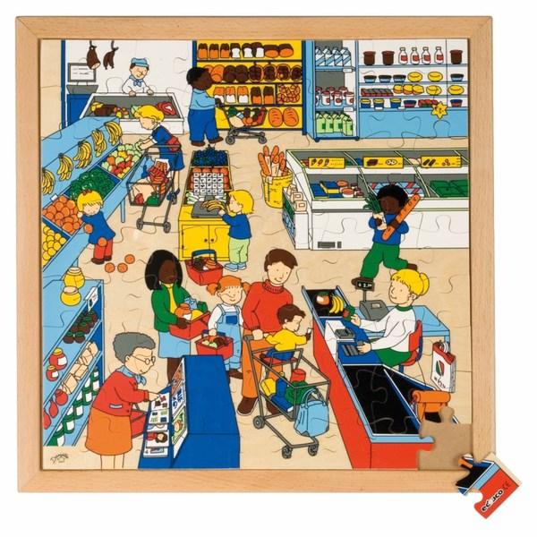 1263: Supermarket Puzzle