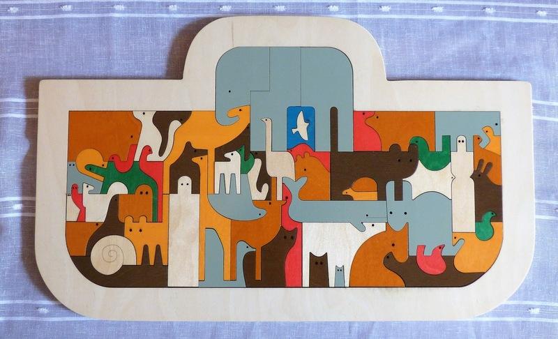 1086: Ark Puzzle