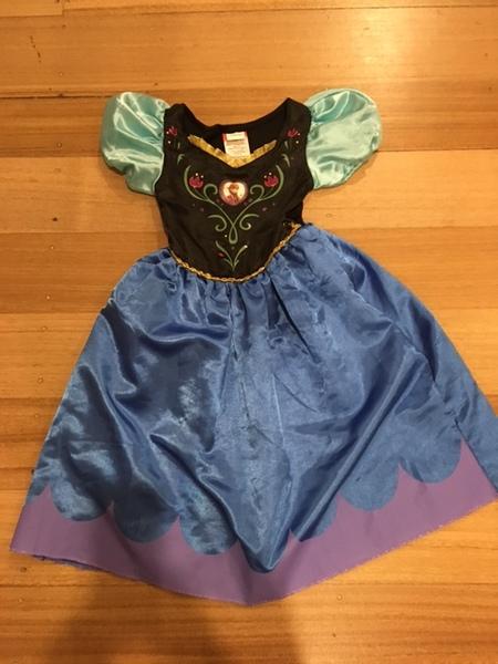 54: Forest Princess Dress