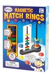4107: Magnetic March Rings