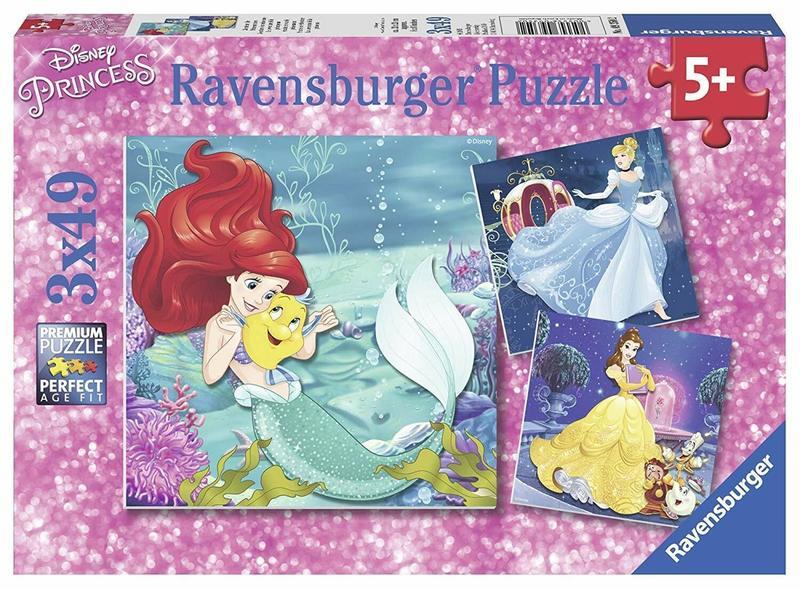 1069: Princess Adventure puzzle
