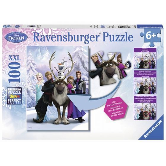 1568: The Frozen Difference Puzzle