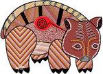 958: Wombat Floor Puzzle