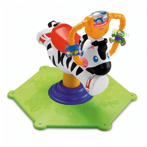 973: Zebra Jumper