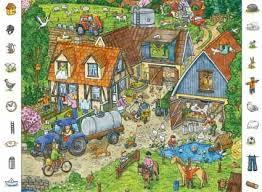997: Look and Find Farm Puzzle