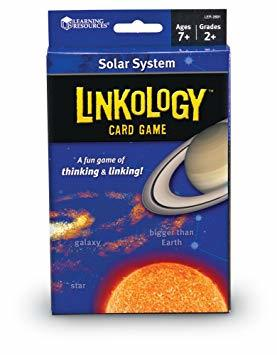 975: Linkology Card Game - Solar System
