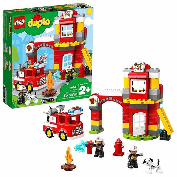 2632: Duplo Fire Station