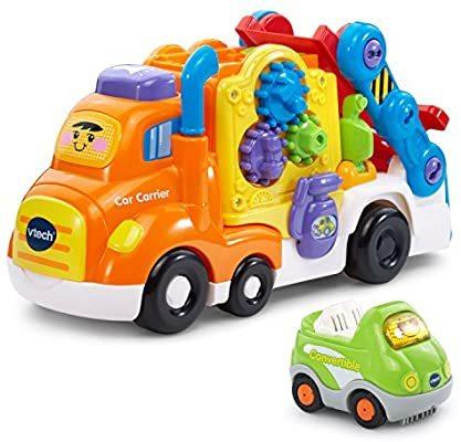 2722: Car Carrier Truck