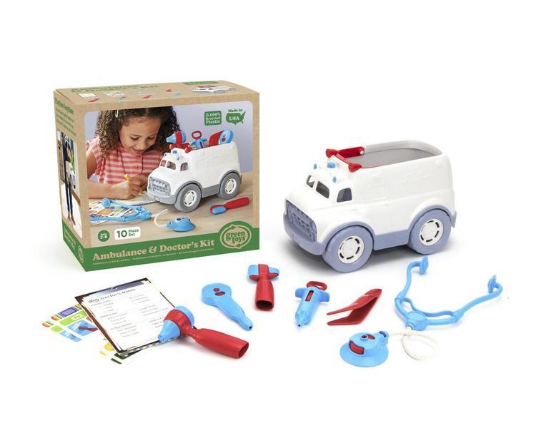 2683: Ambulance Medical Set