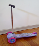 2889: Scooter Purple