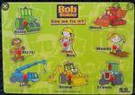 2911: Bob the Builder Puzzle