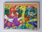 1056: Dinosaur Puzzle