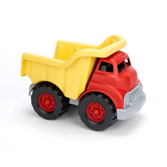 G846: Dump Truck-Green Toys