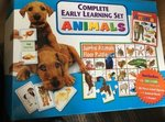 C713: Animal compmete early learning set