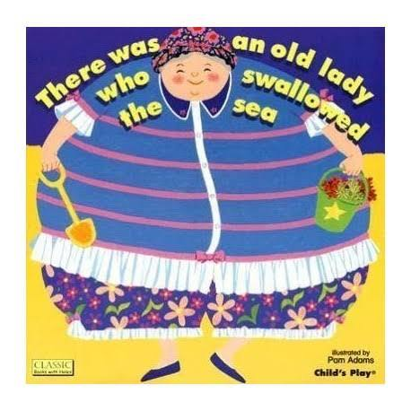 SS1344: There Was An Old Lady Who Swallowed The Sea Storysack