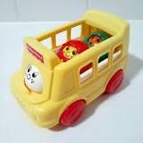 A1006: Fisher Price Roll Around Bus
