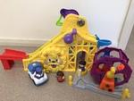 F1: Little Tikes Roller Coaster and fairground set