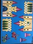 C8150: Construct A Puzzle Fairy Castle
