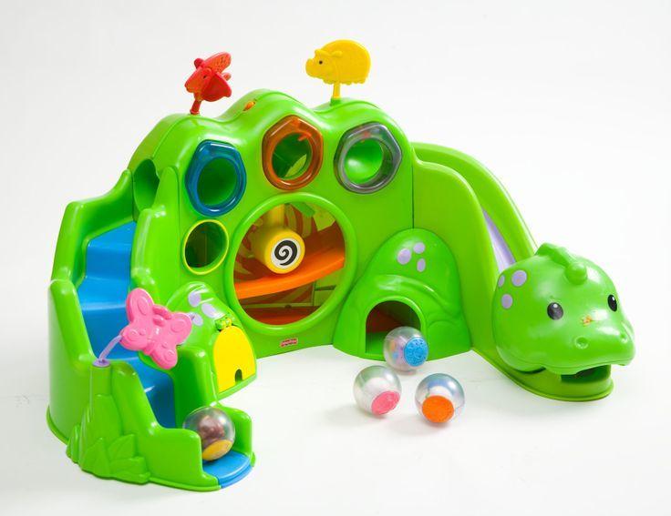 A1338: Roll A Round Drop And Roar  Dinosaur