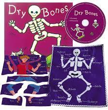 SS1: Dry Bones storysack