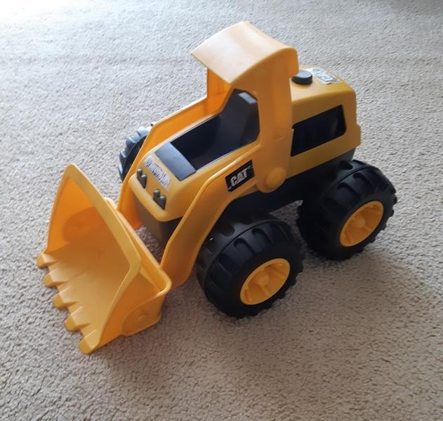 G46: CAT Digger