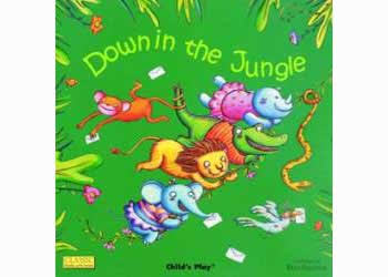 SS4: Down in the Jungle storysack