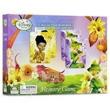 M19: Tinkerbell memory game