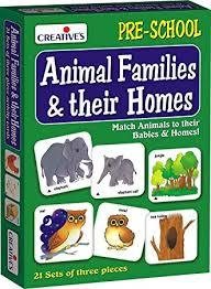 M42: Animal Famlies and their Homes