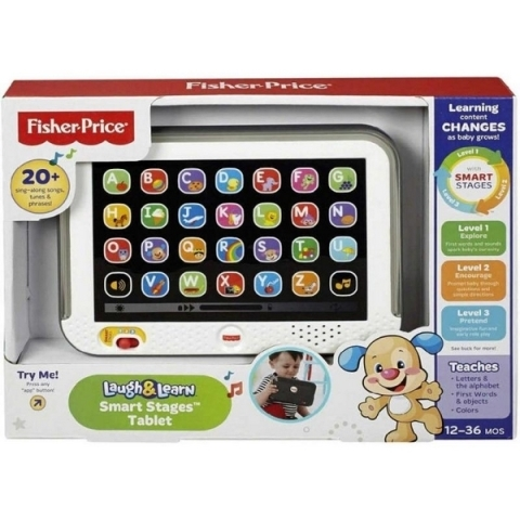 A171: Fisher Price Tablet