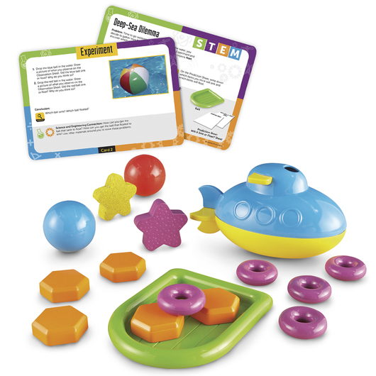 J14: STEM Sink or Float Activity Set