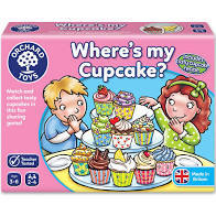 M63: Orchard Toys Where's my cupcake