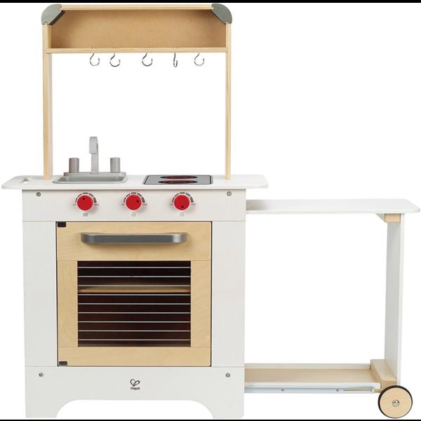 F137: Hape Cook n Serve Kitchen