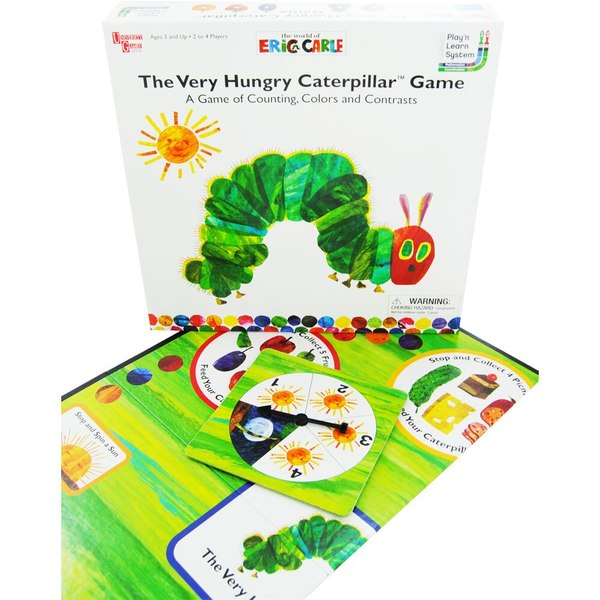 M84: The Very Hungry Caterpillar Board Game