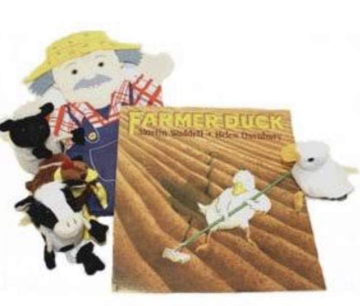 SS25: Farmer Duck Story Sack