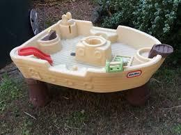 N51: Little tikes pirate ship - no accessories!