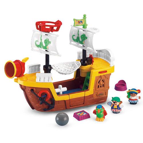F199: Little People Pirate set