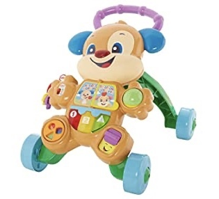 A253: Fisher Price Laugh and Learn Puppy Walker