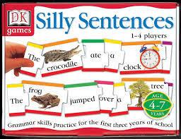 M93: Silly Sentences