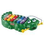 E38: Crocodile xylophone