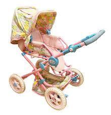 F217: Baby born pram