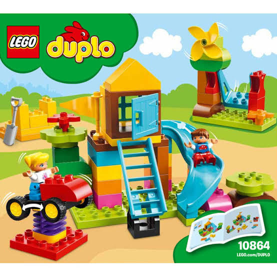 B59: Duplo PLayground
