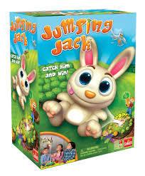 M94: Jumping Jack Game