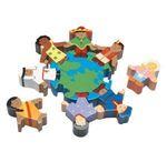 C21: Children of the world puzzle