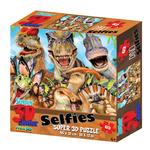 C9: 3D selfies 3D dinosaur puzzle